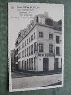 ANTWERPEN - HOTEL NEW BURTON - Stoofstraat 2-4 - Antwerpen