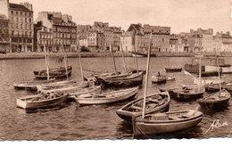 CPA CHERBOURG - L'AVANT PORT ET LE QUAI DE CALIGNY - Cherbourg