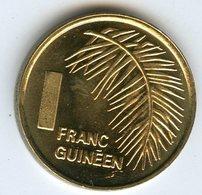 Guinée Guinea 1 Franc 1985 UNC KM 56 - Guinea