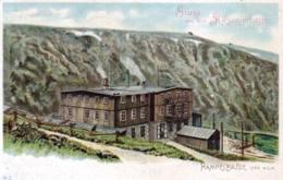 Deutschland - Gruss Aus Dem RIESENGEBIRGE - Hampelbaude - Litho 1904 - Sudeten