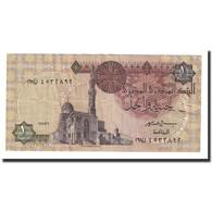Billet, Égypte, 1 Pound, 1967 -1978, KM:50e, TTB+ - Egypte