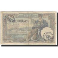 Billet, Yougoslavie, 100 Dinara, 1920, 1920-11-30, KM:R13a, TB - Yougoslavie