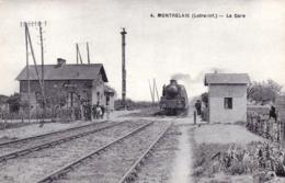 44 - Loire Atlantique -  MONTRELAIS - La Gare - Otros Municipios