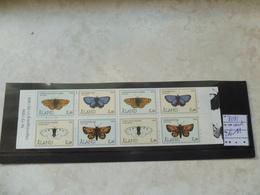 Aland Papillon En Carnet 82/85 Neuf ** - Aland