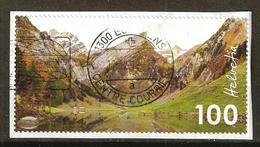 Zu 1686A / Mi 2555 Découpé Du BF 2019 Obl. Sur Fragment Voir Description - Zwitserland