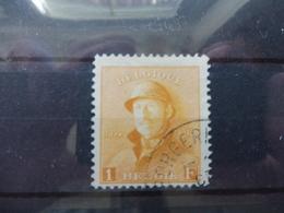Belgique 75 Albert Casquée Oblitéré  / Belgie Gestempelt Perfect - Used Stamps