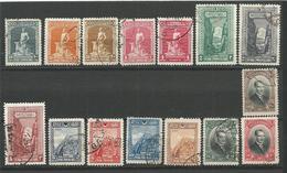 TURQUIE 1926 - 15 Timbres Lot 10 Tous Differents Voir DETAIL ANNONCE - Turquie