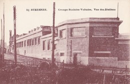 SURESNES - Groupe Scolaire Voltaire, Vue Des Ateliers - Suresnes