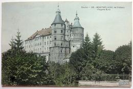 3 CARTES - LE CHÂTEAU - MONTBÉLIARD - Montbéliard