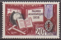 Médaille, Décoration - FRANCE - Palmes Académiques - N° 1190 ** - 1959 - Ungebraucht