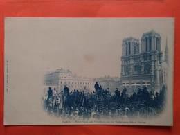 CPA (75) Paris.Pour Voir Les Funérailles Du Président Félix Faure. (N.1665) - Other