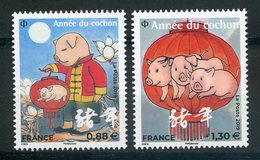 France  2019  Timbres Grand Format   Année Du Cochon - Unused Stamps