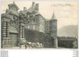 38 VIZILLE. Attelage Porte Du Connétable 1910 - Vizille