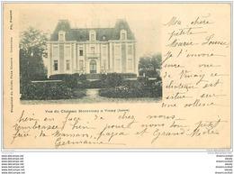 38 VINAY. Château Montvinay 1903 - Vinay