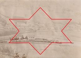 Photo Avril 1905 CONLIEGE - Une Vue De La Gare, Train (A219, Ww1, Wk 1) - Autres Communes