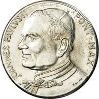Vatican, Médaille, Jean-Paul II, Rome, Susini, SUP+, Silvered Bronze - Autres