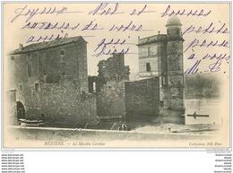 34 BEZIERS. Le Moulin Cordier 1903 - Beziers