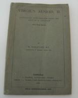 Virgil's Aeneid II Pitt Press Séries A.Sidgwick H.Hailstone 1906 Vintage Rétro - History