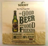 Summit Lite Beer Coaster - Sous-bocks