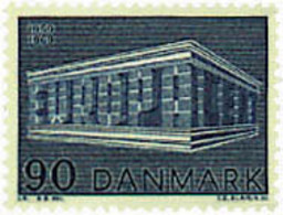 Ref. 95997 * NEW *  - DENMARK . 1969. EUROPA CEPT. 10th  ANNIVERSARY OF CEPT. EUROPA CEPT. 10 ANIVERSARIO DE LA CEPT - Danimarca