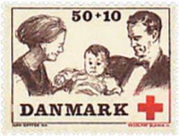 Ref. 317520 * NEW *  - DENMARK . 1969. RED CROSS WELFARE FUND. PRO CRUZ ROJA - Danimarca