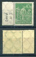 D. Reich Michel-Nr. 244b Postfrisch - Geprüft - Deutschland