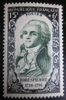 France - Personnage 1950 - YT 871 ** - Robespierre - Ungebraucht