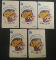 Qatar Telephone Card Lot - Qatar