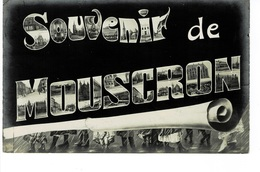 Souvenir De Mouscron. - Mouscron - Moeskroen