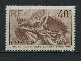 FRANCE 1936 . N° 315 . Neuf ** (MNH) . - France