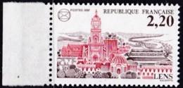 Frankreich, 1987, Mi.Nr. 2610, MNH **,  Congrès Des Associations De Collectionneurs De Timbres-poste, - Unused Stamps