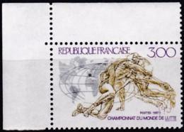 Frankreich, 1987, Mi.Nr. 2621, MNH **, Weltmeisterschaften Im Ringen,  Championnats Du Monde De Lutte, - Unused Stamps