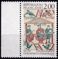 Frankreich, 1987, Mi.Nr. 2626, MNH **, König Wilhelm Dem Eroberer,  Le Roi Guillaume Le Conquérant - Unused Stamps