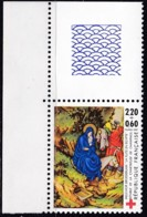 Frankreich, 1987, Mi.Nr. 2633 A, MNH **,  Rotes Kreuz,  Croix-Rouge. - Unused Stamps