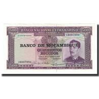 Billet, Mozambique, 500 Escudos, 1967, 1967-03-22, KM:118a, SPL - Mozambique