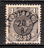 55  Armoiries - Bonne Valeur - Oblit. - LOOK!!!! - Schweden