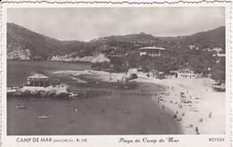 POSTAL DE CAMP DE MAR - PLAYA DE CAMP DE MAR  (ZERKOWITZ) MALLORCA - Mallorca