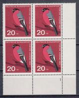 BUND - Michel - 1963 - Nr 403 (nr. Platte 1 /Viererblock) - MNH** - [7] République Fédérale
