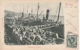 Messina Imbarco Di Limoni - Messina