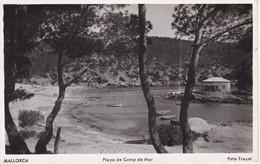 POSTAL DE CAMP DE MAR - PLAYA DE CAMP DE MAR (FOTO TRUYOL) MALLORCA - Mallorca