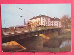 Visuel Pas Très Courant - Allemagne - Rastatt - Pont Sur La Murg - Recto Verso - Rastatt