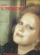 OP001 IL TROVATORE (G.Verdi) Ricciarelli, Carreras - 3 LP - Oper & Operette