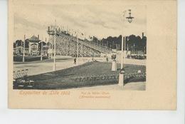 LILLE - EXPOSITION DE LILLE 1902 - Vue Du Water Chute - Lille