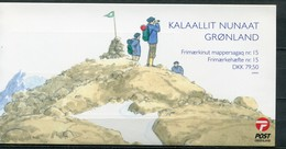 Grönland Mi# MH15 Postfrisch MNH - EUROPA CEPT, Boy Scouts - Carnets
