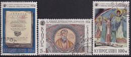 Cyprus 1974 SG #426-29 Compl.set+m/s Used Int. Congress Of Cyprus Studies - Cyprus (Republic)