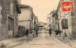 D32  LANNEPAX  Avenue De Dému - Autres Communes