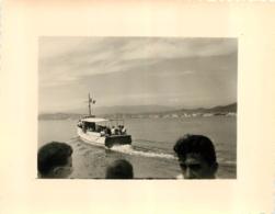 CANNES  1956 PHOTO ORIGINALE 10.50 X 8.50 CM - Orte