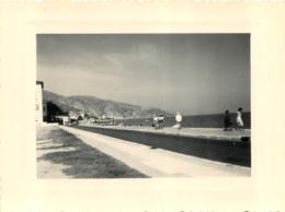MENTON 1956 PHOTO ORIGINALE 10.50 X 8.50 CM - Orte