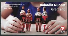 Grönland Mi# MH23 Postfrisch MNH - EUROPA CEPT, Children Toys - Carnets