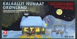 Grönland Mi# Weihnachts-MH 8 Postfrisch MNH - Christmas - Carnets